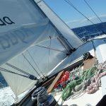 Aqua - hart am Wind