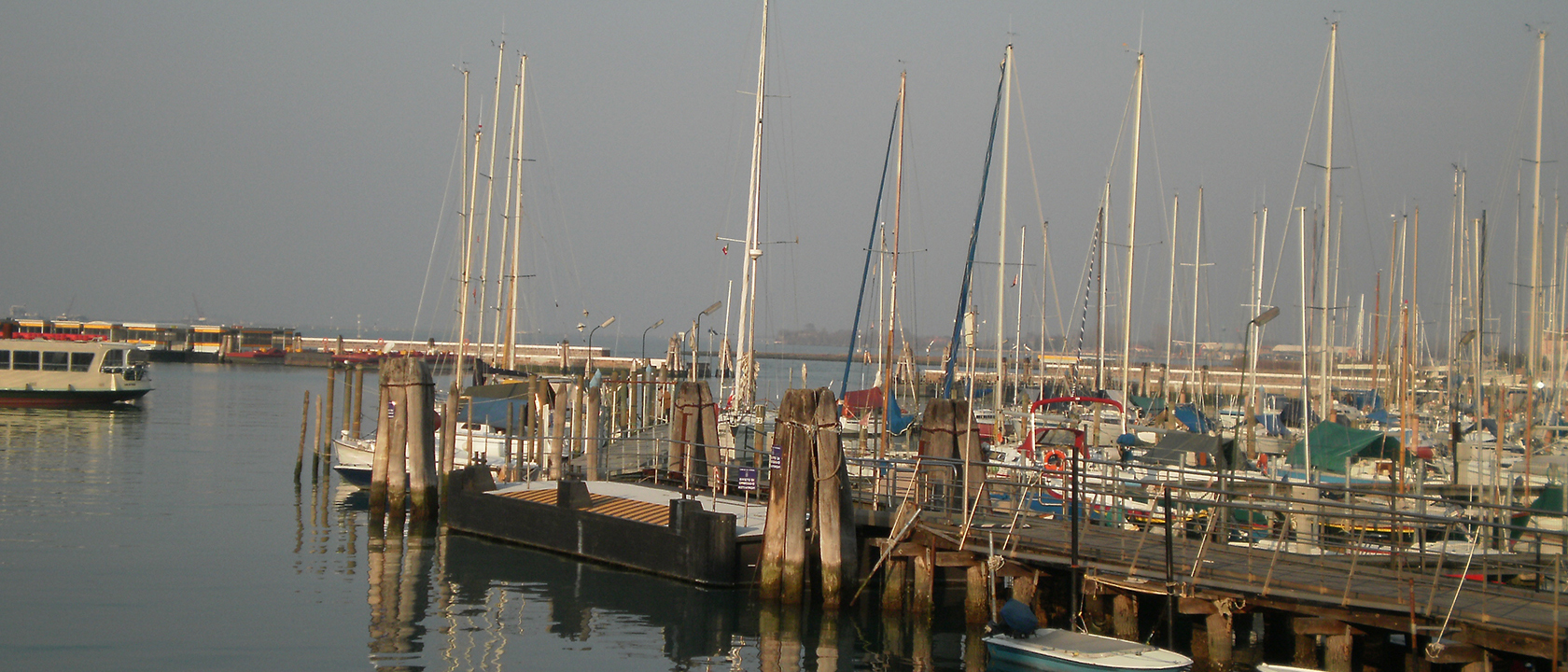 Aqua - Jachthafen Diporto Velico Veneziano