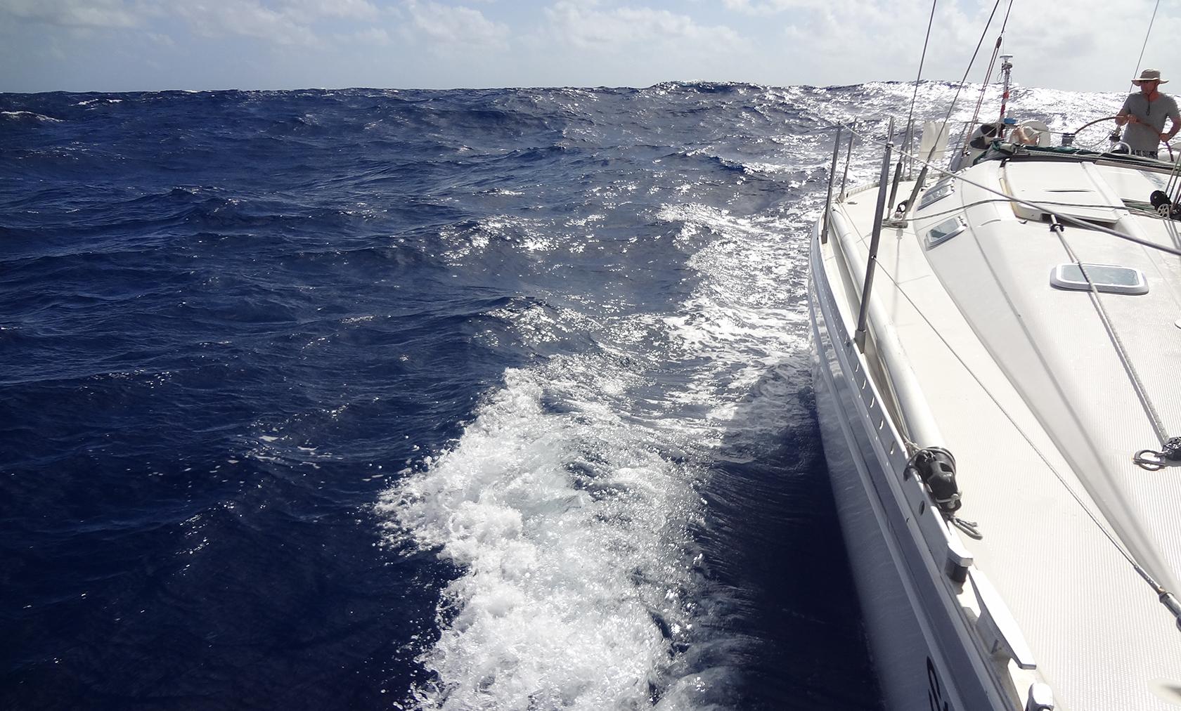 Aqua Langfahrt - Halbwind