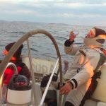 Aqua Langfahrt Cartagena-Lignano Sundowner