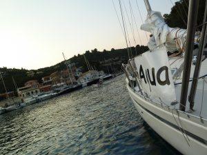 Aqua Griechenland Paxos