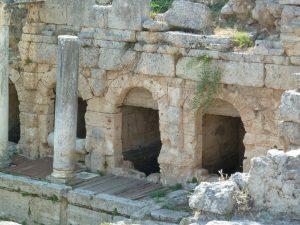 Aquaausflug Korinth